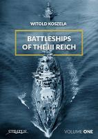 Battleships Of The Third Reich Volume...