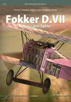 Fokker D.VII: Kaiser'S Best Fighter