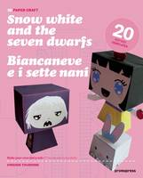 3D Paper Craft: Snow White and the...