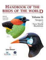 HANDBOOK BIRDS WORLD Vol. 16