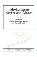 Indo-European Accent & Ablaut