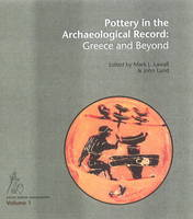 Pottery in the Archaeological Record:...