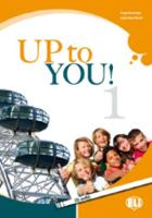 Up to You: Coursebook 1 + Audio CD