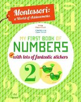 Montessori: My First Book of Numbers
