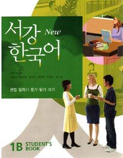 Sogang Korean - Level 1 - 1B textbook...