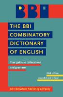 The BBI Combinatory Dictionary of...