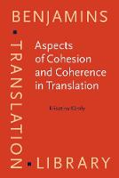 Aspects of Cohesion and Coherence in...