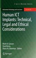 Human ICT Implants: Technical, Legal...