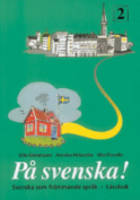 På svenska - Level 2 - Textbook