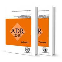 ADR Applicable as from 1 January ...