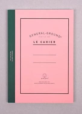 Le Cahier - Rose Notebook
