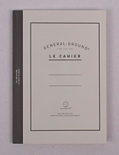 Le Cahier - Grey Notebook