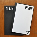 Class Note - Plain Notebook