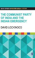 The Communist Party of India and the...