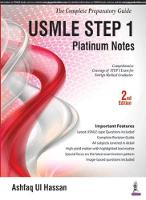 USMLE Platinum Notes Step 1: Step 1