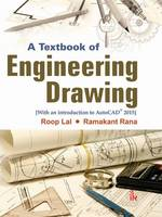 A Textbook of Engineering Drawing:...