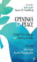 Openings for Peace: UNSCR 1325, Women...