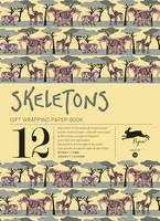 Skeletons: Gift & Creative Paper Book...