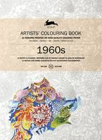 1960s: Artists' Colouring Book