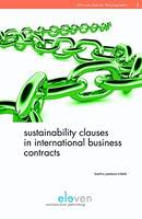 Sustainability Clauses in...