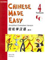 Chinese made easy: simplified character version - Level 4