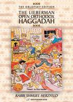 Lieberman Open Orthodox Haggadah