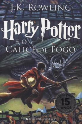 Harry Potter e o cálice de fogo -...