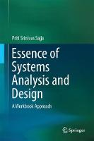 Essence of Systems Analysis and...