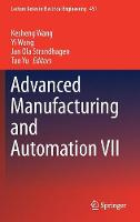Advanced Manufacturing and Automation...