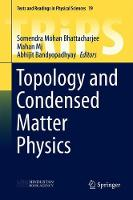 Topology and Condensed Matter Physics