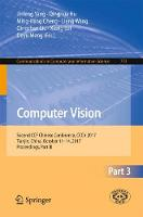 Computer Vision: Second CCF Chinese...