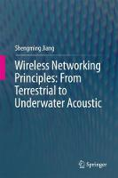 Wireless Networking Principles: from...