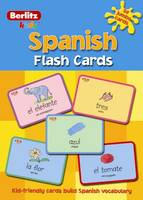 Berlitz Spanish flash cards - Berlitz...