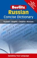 Berlitz concise Russian dictionary