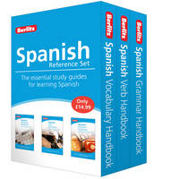 Berlitz Spanish reference set: the...