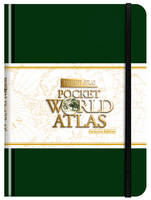 Insight Pocket World Atlas: Racing Green