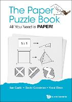 Paper Puzzle Book, The: All You Need...