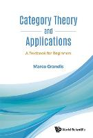 Category Theory And Applications: A...