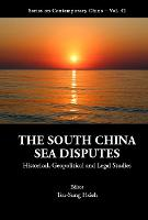 South China Sea Disputes, The:...