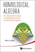 Homological Algebra: The Interplay of...