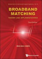 Broadband Matching: Theory and...