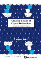Classical Theory Of Crystal...