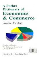 A pocket dictionary of economics and...