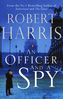 An Officer and a Spy - signed copy