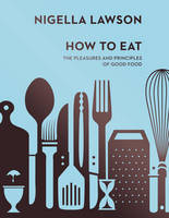 How to Eat - signed copy