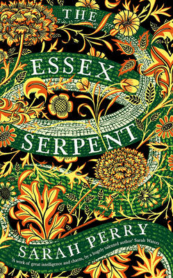 Signed: The Essex Serpent - signed copy