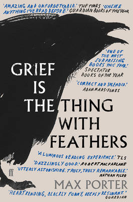 Signed: Grief is the Thing with...