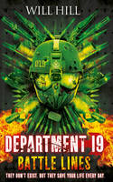 Department 19: Battle Lines - signed...