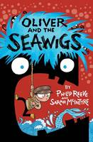 Oliver and the Seawigs - signed first...