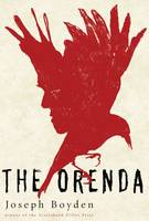 The Orenda - signed copy